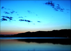 BLUE SUNRISE - FLICKR (claudio.marcio2) Tags: blue colors azul brasil sunrise reflections cores florianpolis vivid reflexos lagoadaconceio amanhecer breathtaking artofnature mywinners anawesomeshot naturephotographs amazingshots superbmasterpiece infinestyle diamondclassphotographer top20blue excellentphotographerawards thenaturegroup heartawardsgroup bestsunriseandsunset onlynatureaward coolestphotographers flickrextraordinarycapture wetraveltheworld