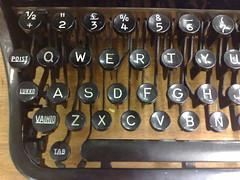 Poist Lukko Vaihto Tab (hugovk) Tags: cameraphone autumn typewriter suomi finland keys nokia helsinki keyboard key symbol erfurt library september olympia symbols helsingfors hvk qwerty tab 2007 syksy 8gb schreibmaschine vaihto uusimaa lukko nyland aleksandria n95 libslibs librariesandlibrarians syyskuu poist hugovk camera:Make=nokia exif:Focal_Length=56mm exif:ISO_Speed=800 nokian958gb büromaschinenwerke buromaschinenwerke mod8 29092007151 büromaschinen buromaschinen exif:Flash=offdidnotfire exif:Aperture=28 exif:Exposure=117 camera:Model=n958gb meta:exif=1364142124 poistlukkovaihtotab