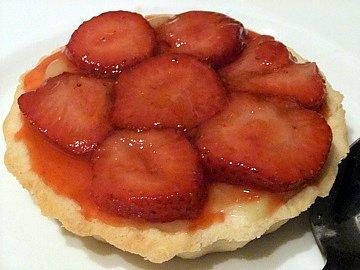 Quick Classic Berry Tart