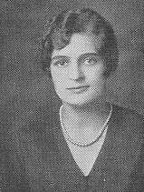 Senior picture, 1930.