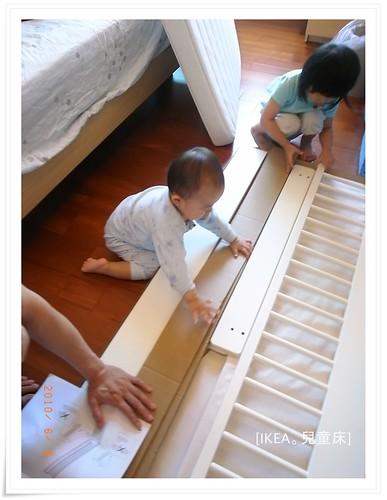 [兒童床]小璟幫忙組裝_6