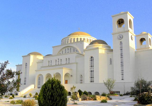 Elder Porphyrios monastery