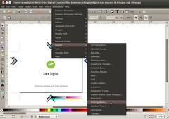 Inkscape printing marks