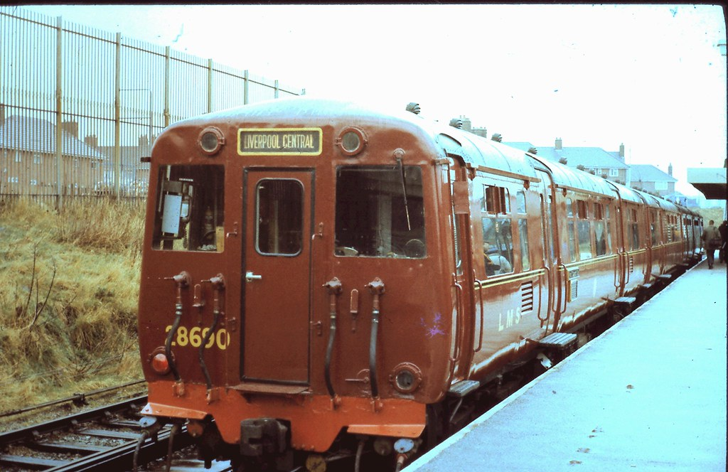 Class 503 preserved