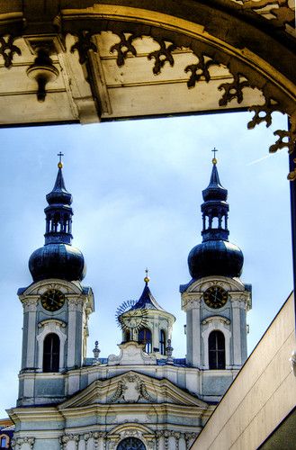 Church. Karlovy Vary. Iglesia