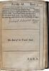 'Perlegit Johannes Holmes 1770'