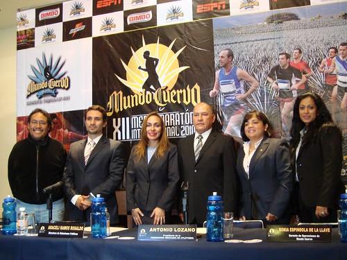 Conferencia Medio Maraton Tequila