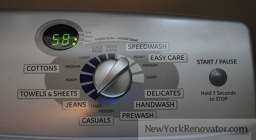 GE washer 3