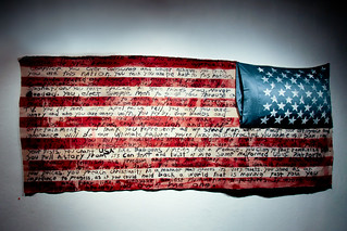 Eddie Colla - Flag Piece