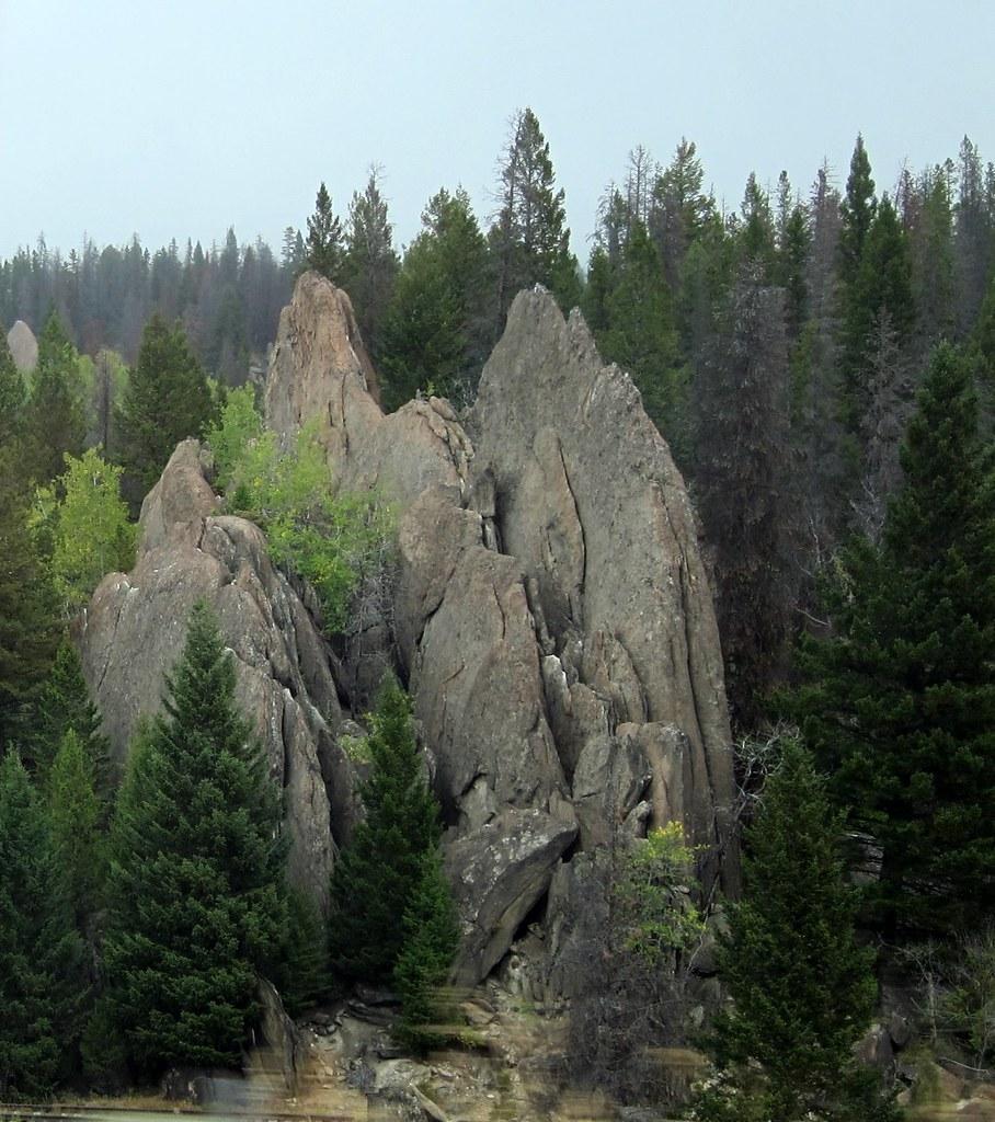 Granite at Homestake Pass