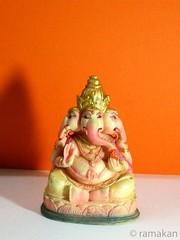 Ganesha 173 (ramakan) Tags: ganesha lord days 365 fibre pillayar vinayagar ganapathi
