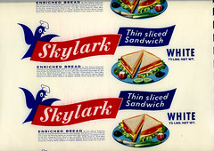 Skylark Bread Wrapper