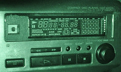 CD player (Mario's Planet) Tags: green check play open close nightshot display buttons cd sony 8 ab player clear stop infrared fade pause enter 88 knob sec shuffle ams min edit repeat compactdisc cdplayer programm compactdiscplayer cdpxe900 turningknob