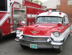 Cadillac Ambulance - 1956 (MR38) Tags: cadillac ambulance 1956