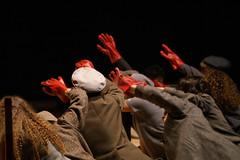 Spettacolo teatrale (cyandrea) Tags: teatro italia spettacolo theather copernico cavallerizza torinoturin