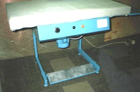 Внешний вид гладильного стола