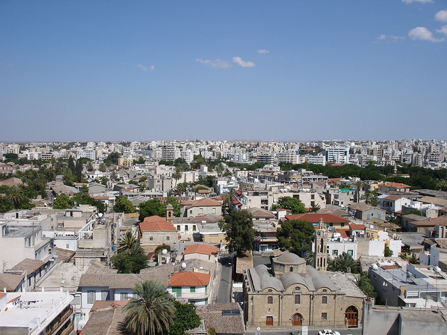 partial view of nicosia 1