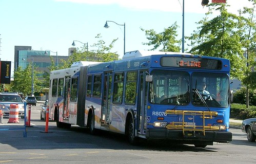 Translink R8076 D60LF on 98 B Line Richmond BC 2007_0708