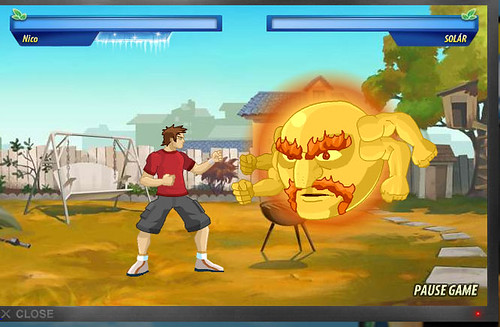 Nestea Heat Fighter