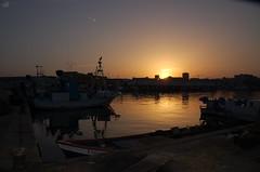 atardecer en el puerto de malaga (jcm.fotografia) Tags: atardeceres