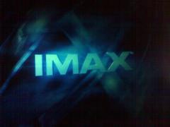 IMAX Baby!