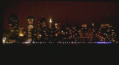 NYC from Jersey City at Night