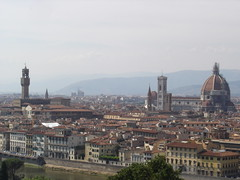 Firenze From Piazzale Michaelangelo (keithmaguire ) Tags: italien italy tower castle florence italia cathedral dome florencia firenze duomo piazzale castello florena italie michaelangelo itlia florenz itali floransa  italya  kulesi wochy    itlie   olaszorszg florencja     florencie