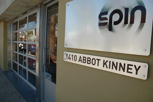 Spin • Abbott Kinney Blvd. Venice Beach California
