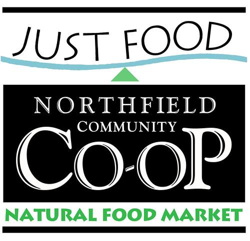JUST FOOD Logo color