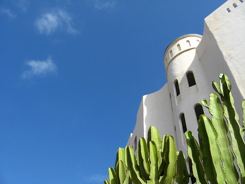 Typical architecture in Tenerife, Canary Islands