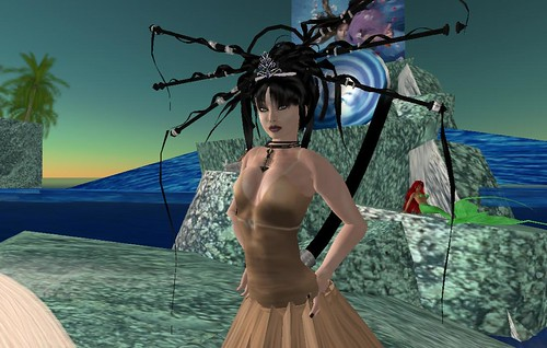 Summer Deadlight is Miss SL Tropics 2007!