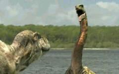 11 tarbosaurus vs therizinosaurus