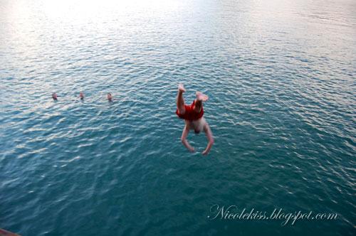 ang mo diving