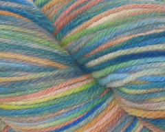 Calm Moments on  Rambouillet Worsted **SALE** - 4oz (WW)