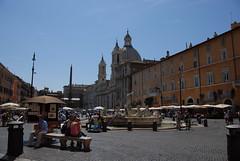 那佛納廣場(Piazza Navona)