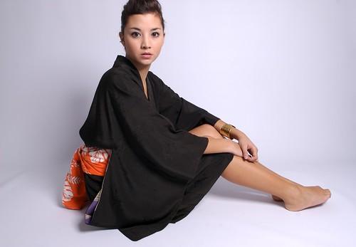フリー画像|人物写真|女性ポートレイト|アジア女性|着物|フリー素材|