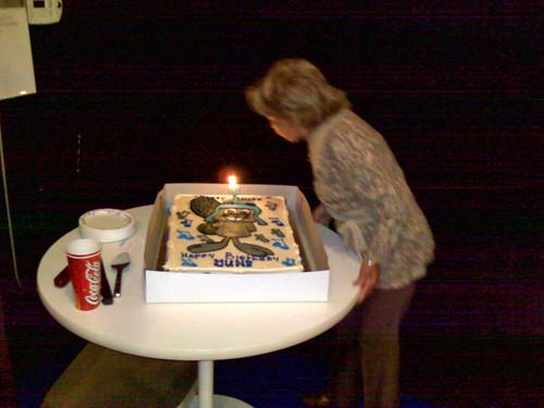 June Foray's birthday