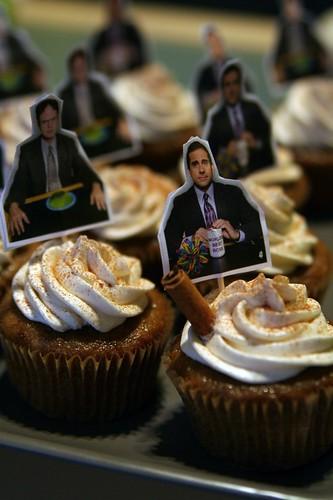 dunder-mifflin cakes.