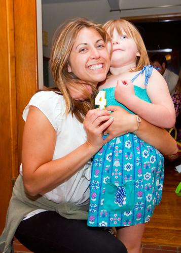 Sara and Mia
