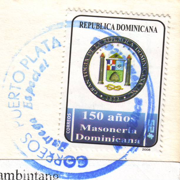 Dominican Rep. stamp