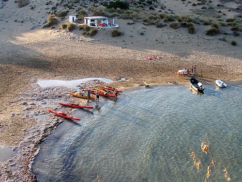 Vuelta a Menorca en kayak 3