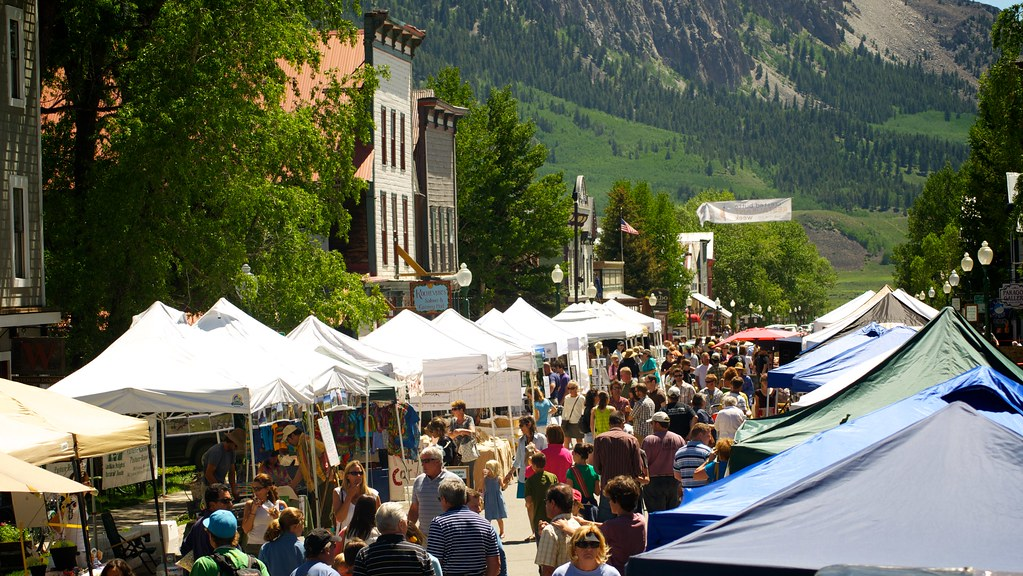 Crested Butte Farmers Market - Sunday, June20th