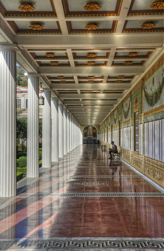 The Villa Colonnade