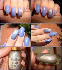 Cashmere Cardigan hologrfico???? YES WE CAN! (michelleorsatti) Tags: nail polish diamond nails prisms holographic holo esmalte sallyhansen importado polishes cashmerecardigan hologrfico nailprisms