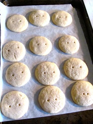 Halloween Vampire Cookies