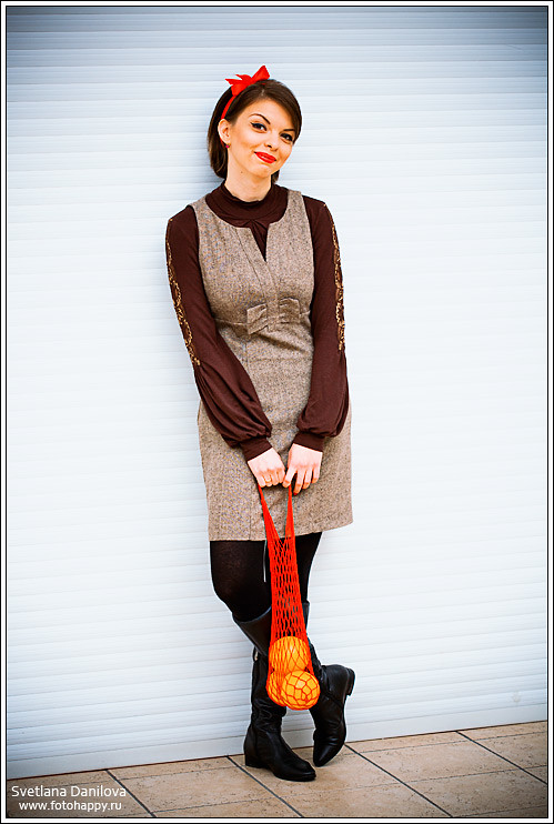 женский портрет, портфолио, фотограф Светлана Данилова