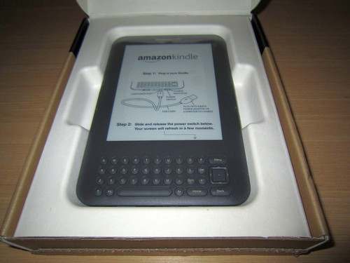 Amazon Kindle: First Look