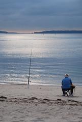 Reverie (Mariasme) Tags: beach sunrise fisherman p botanybay 2010 gamewinner 2217 ramsgatebeach thechallengefactory pregamesweepwinner pregameduelwinner