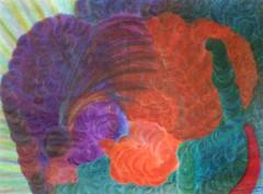 TÉC.CERAS 46 (VÍRNU) Tags: pintura ceras creativosaficionados vírnu plasmandosueños czubizarreta giveme5awardthenext5pictures