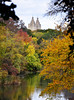 Central Park (Rafakoy) Tags: city autumn ny newyork color colour fall colors leaves digital season leaf colours image centralpark manhattan images sample circularpolarizer afsnikkor18105mmvr nikond7000